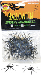 Spiders Bag 24 Pcs