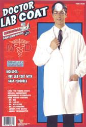 Lab Coat Doctor