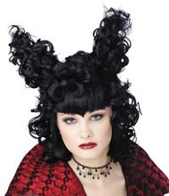 Wig Gothic Vampira Black