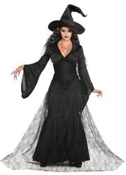 Black Mist Witch Xs/s Adult