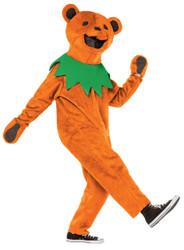 Grateful Dead Orange Danc Bear