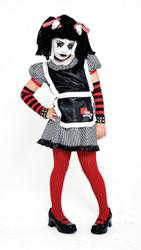 Gothic Rag Doll Child 10-12