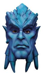 Ww Draenei Latex Mask