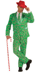 Candy Cane Suit Adult Std