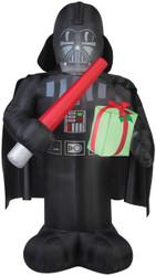 Airblown-darth Vader W/ L Sabr