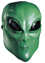 Alien Green Mask