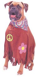 Pet Costume Hippie