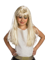 Hannah Montana Child Wig