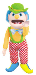 Puppet Brandon The Clown 28in