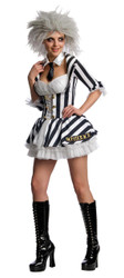 Beetlejuice Sexy Adult Small