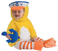 Duckie Costume Infant 6-12mo