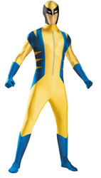 Wolverine Bodysuit Costume 14-