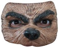 Half Wolf Mask