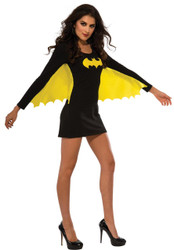 Batgirl Wing Dress Adult Md