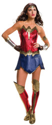 Doj Wonder Woman Adult Large