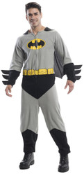 Batman Onesie Adult Xl