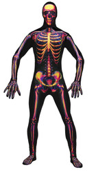 Radio Active Skeleton Adult