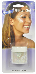 Glitter Gel Oplscent 1 Oz