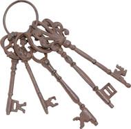 Iron Lock And Key Asst