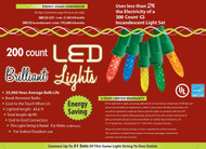 Holiday Lights 200l C3 Mu