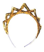 Tiara Sequin Gold