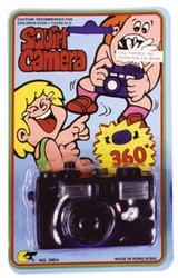 Squirt Camera Dlx Mini