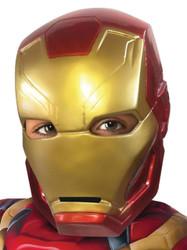 Ca3 Iron Man Child 1/2 Mask