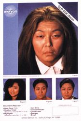 Instruction Shts Asian Aged