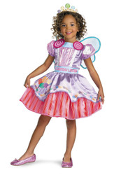 Candyland Deluxe Girl 3t-4t