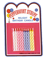 Relight Candles