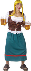 Beer Girl Male Adult Std