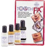 Tooth Fx Carded White