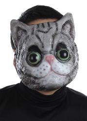 Plastic Face Masks Cat