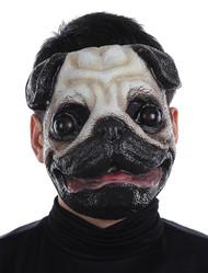 Plastic Face Masks Pug