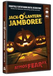 Atmosfearfx Jack-o-lantern Dvd