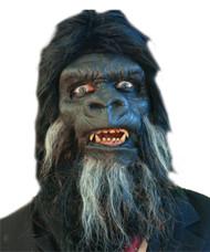 Gorilla Face Foam Prostethic