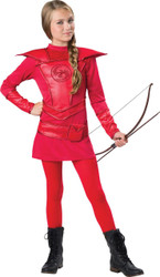 Warrior Huntress Red Tween 12-
