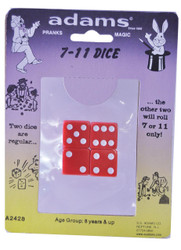 Seven Eleven Dice Rack Pack