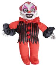 Clown Haunted Doll