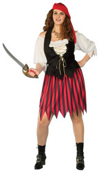 Buccaneer Bride Plus Size