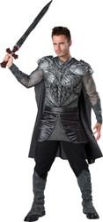 Dark Medieval Knight Adult Md