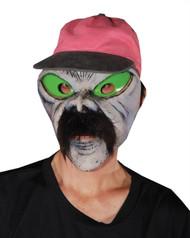 Illegal Alien Latex Mask
