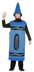 Crayola Cost Blue Tween 10-12