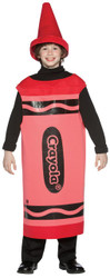 Crayola Cost Red Tween 10-12