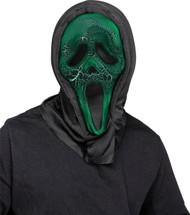 Smoldering Ghost Face Mask