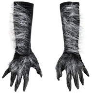 Werewolf Hands Gray