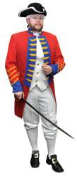 British Rev Officer Small