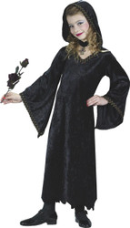Countessa Hooded Robe Medium