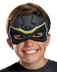 Black Ranger Dino Puffy Mask