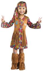 Peace Love Hippie Tdlr 24-2t